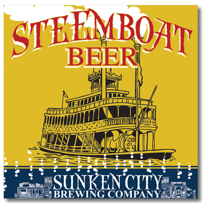 Sunken City Steemboat Beer Extract Clone Kit