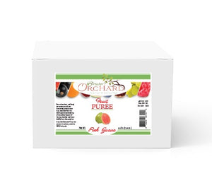Brewer's Orchard Natural Pink Guava Puree - 4.4 lb