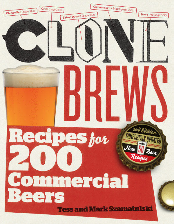 Clone Brews - Revised Edition (SZAMATULSKI)