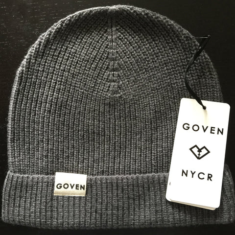 GOVEN x NYCR Cuff Beanie