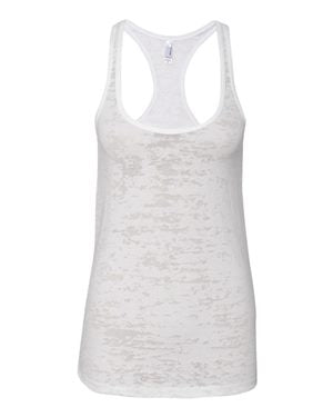 THE FREAK Ladies Burnout Racerback Tank