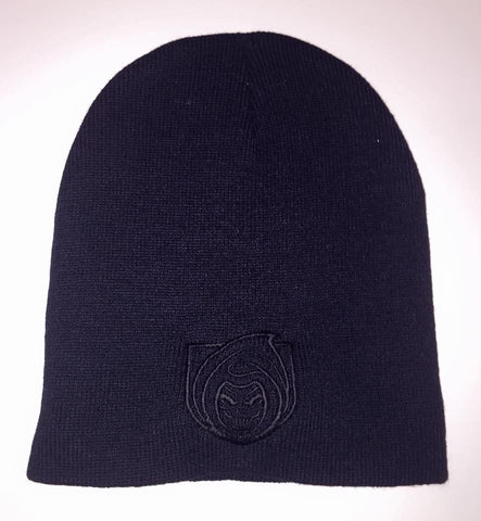 RISK365 APPAREL Black-Ops Squad Knit Beanie Cap