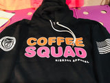 RISK365 APPAREL Coffee Squad Hoodie