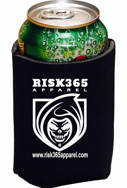 RISK365 APPAREL REAPER KOOZIE
