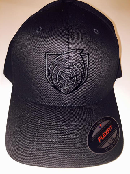 RISK365 APPAREL Black-Ops Squad Flexfit Hat