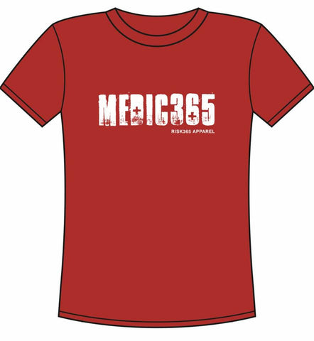 MEDIC365 Ladies T-Shirt
