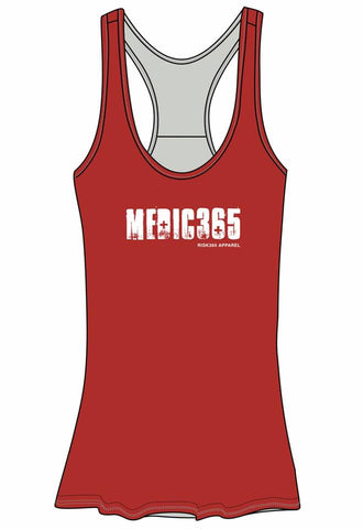 MEDIC365 Ladies Ideal Racerback Tank