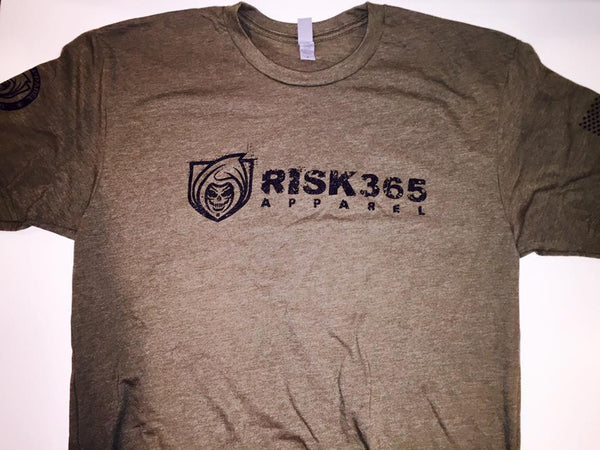 RISK365 APPAREL OG Squad Mens Tee