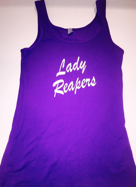 """Lady Reapers"" Tri-Blend Tank"
