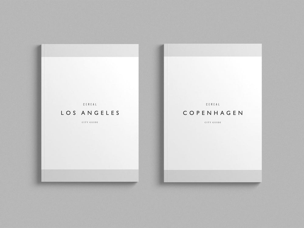 Cereal City Guides Travel Copenhagen Los Angeles London