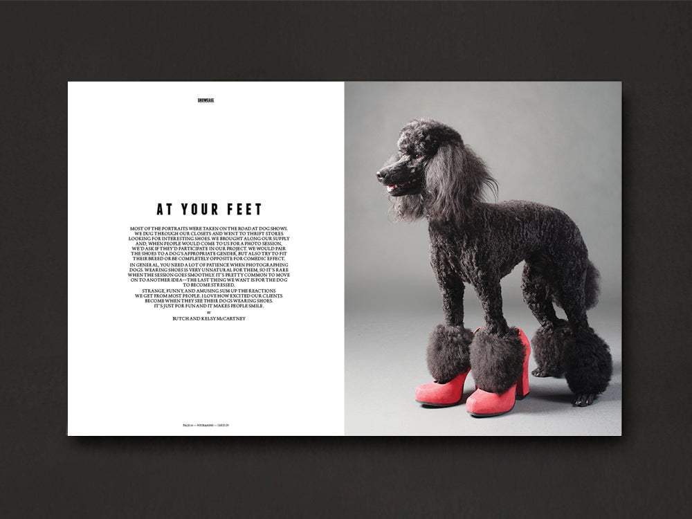 Four&Sons Magazine Issue 9