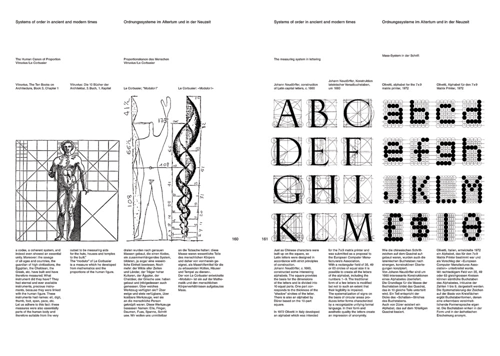 Joseph Muller Brockmann Grid Systems In Graphic Design