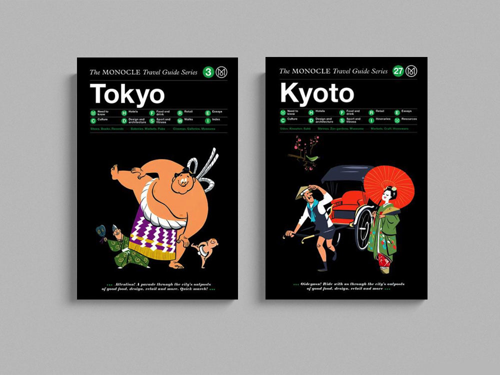 Monocle Travel Guides Tokyo Kyoto