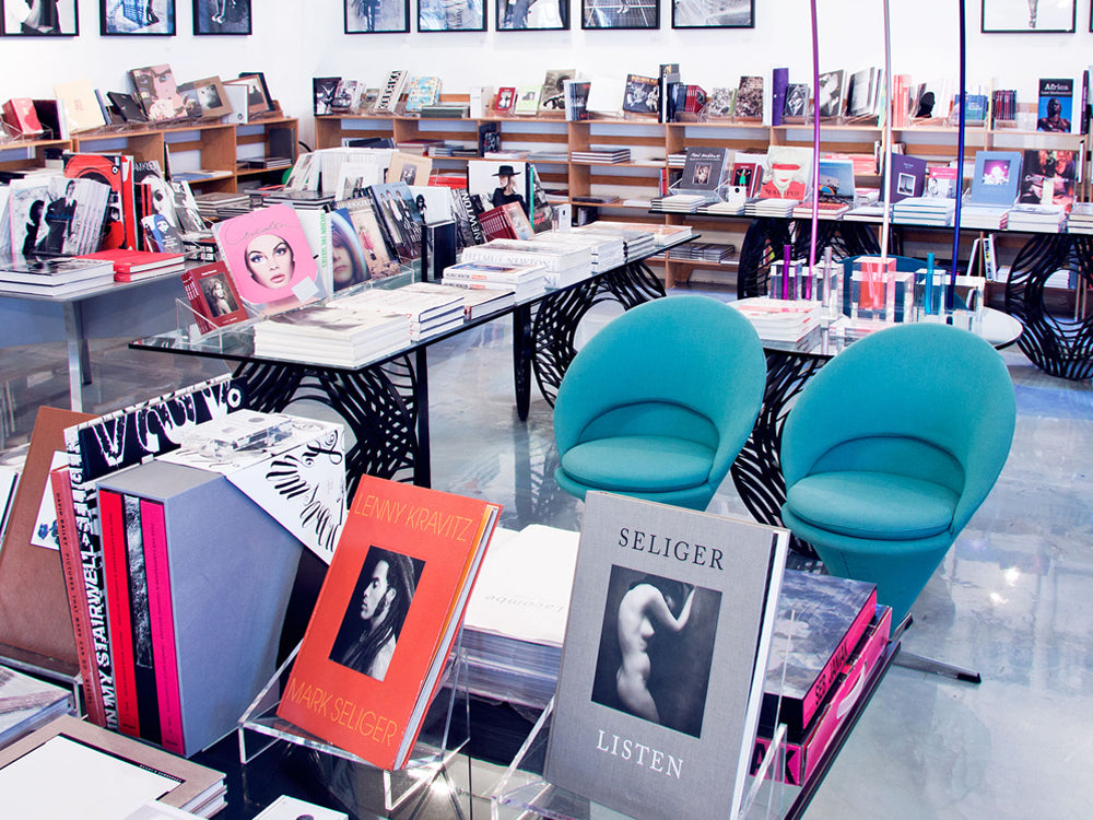 Herb Lester Best Bookstores Europe Como