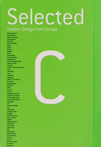 Selected C: Graphic Design from Europe