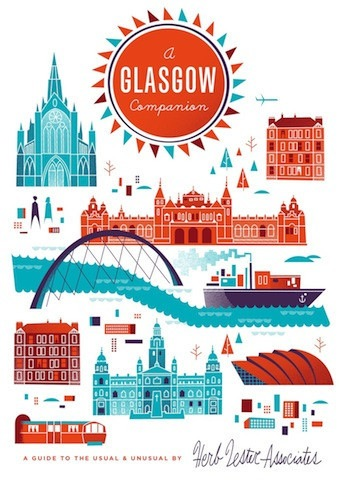 Glasgow Map: A Glasgow Companion