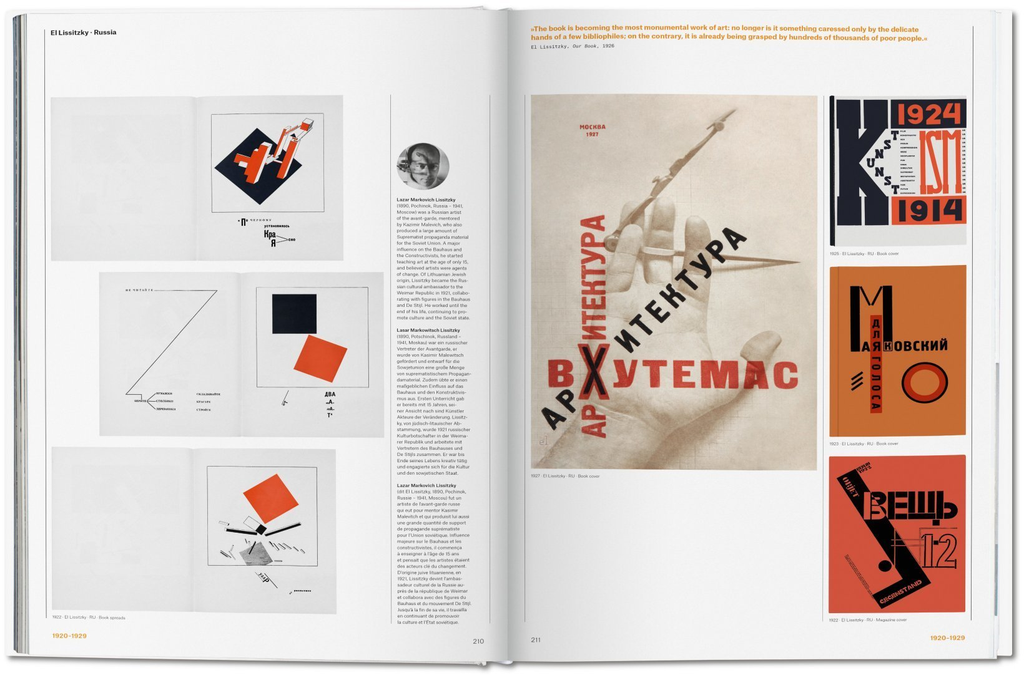 The History of Graphic Design Vol. 1 (1890-1959) XL