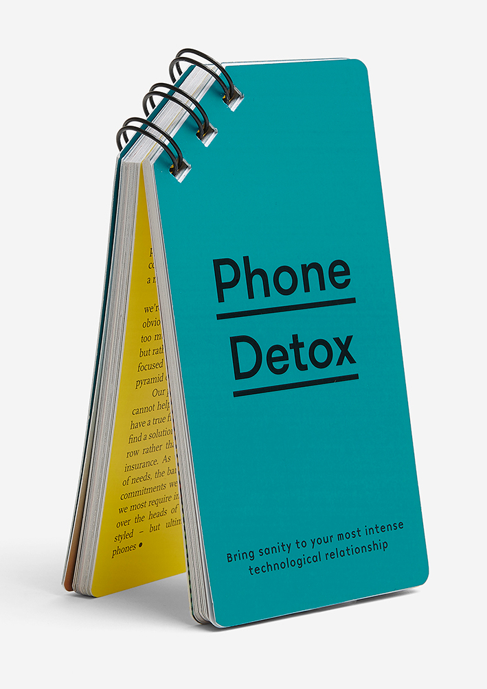 The School of Life Phone Detox