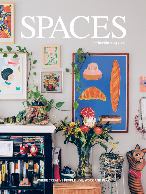 Spaces: Where Creative People Live, Work & Play: Volume 4