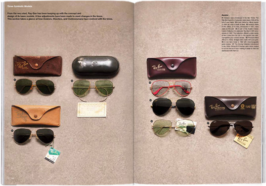 B: Brand Documentary Magazine #08 Ray-Ban