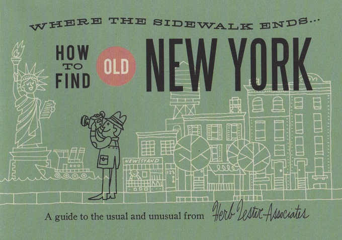 New York City Map: How To Find Old New York