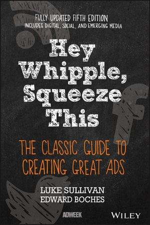 Hey Whipple, Squeeze This!