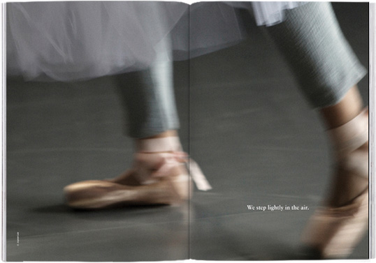 B: Brand Documentary Magazine #24 Repetto