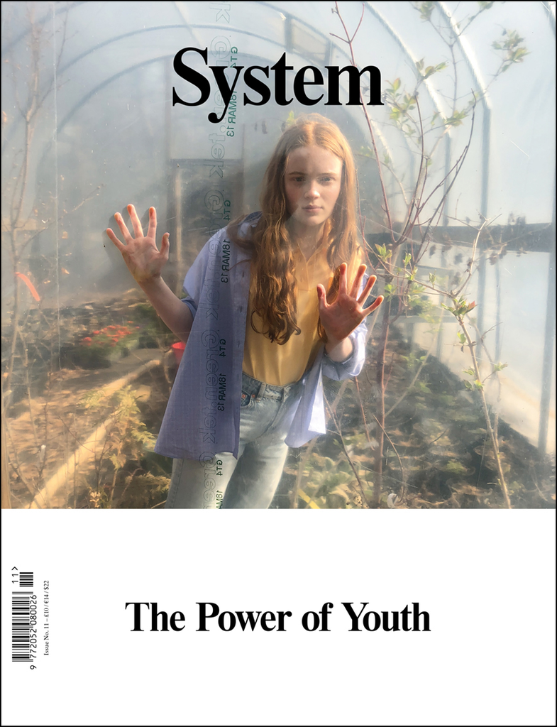 System Magazine Issue #11 (Cover 2)