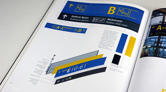 Signage Systems and Information Graphics