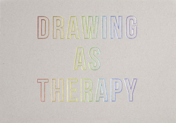 The School of Life: Drawing As Therapy