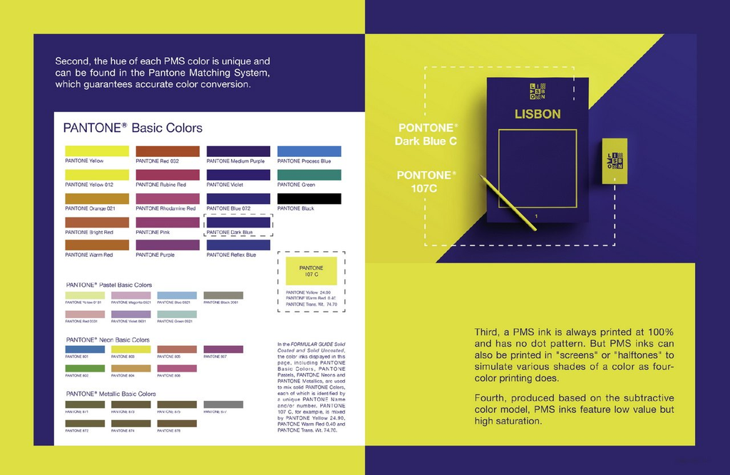 Printing Colors In Graphic Design: CMYK & PMS