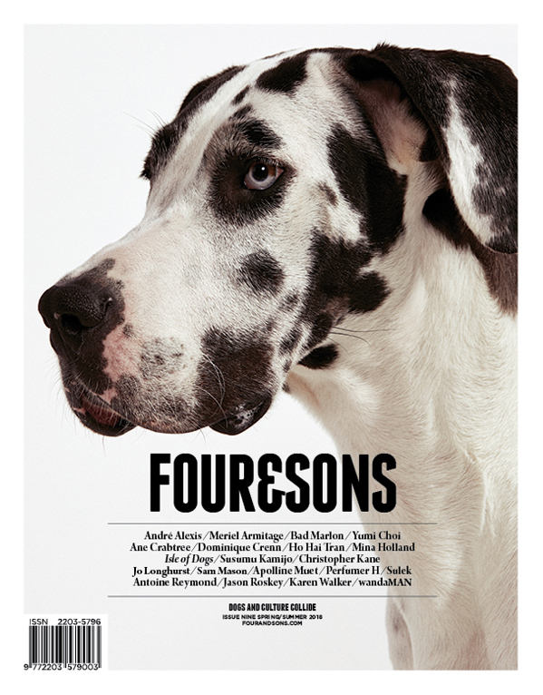 Four&Sons Issue #09: Spring 2018
