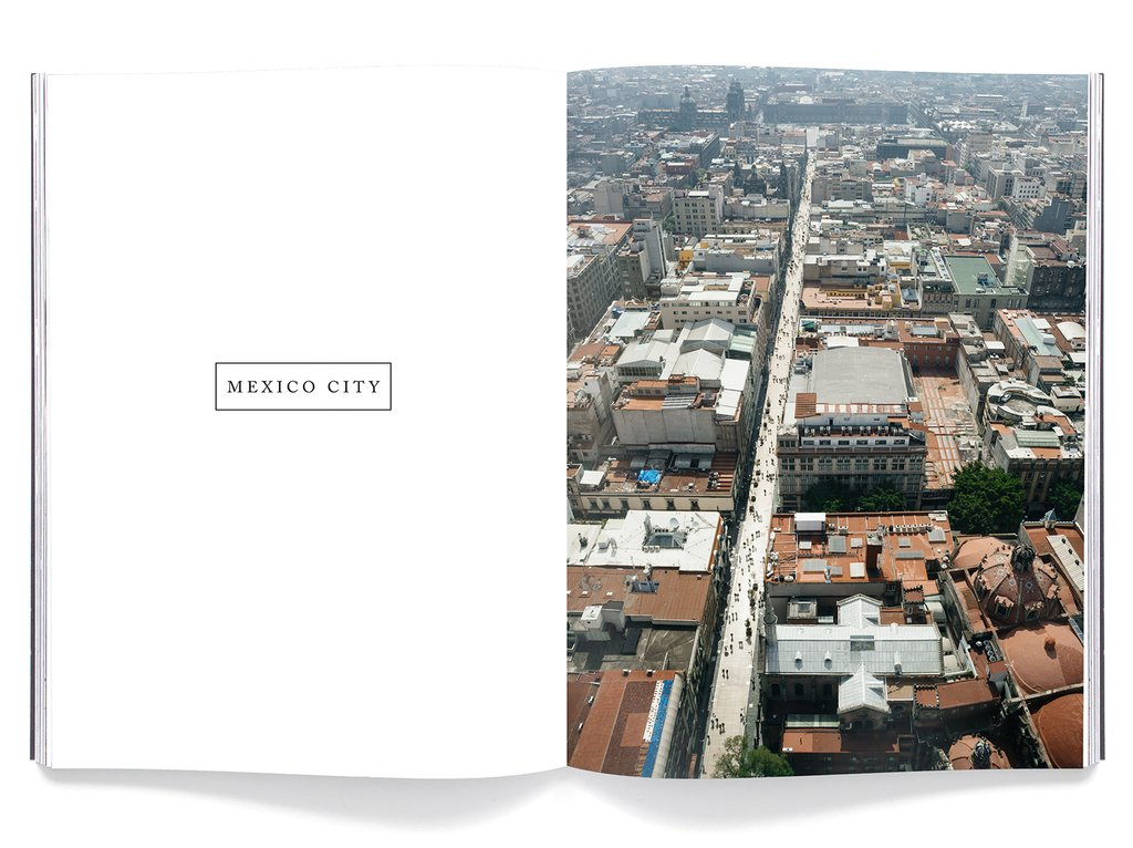 Drift Magazine #6: Mexico City