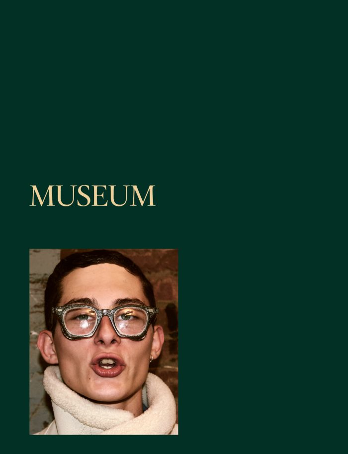 Museum Magazine #7 Limited Edition Cover