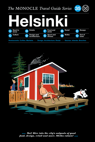 The Monocle Travel Guide Series: 35 Helsinki