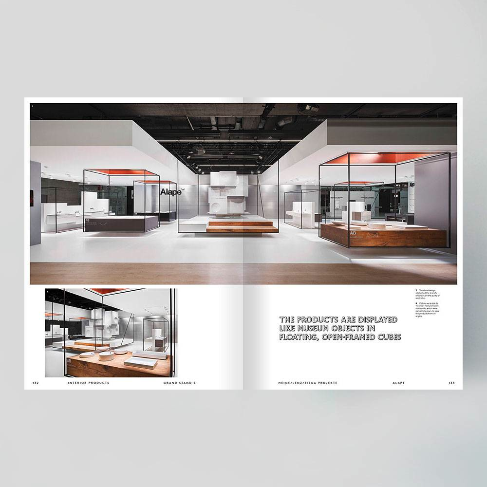 Grand Stand 5: Design for Trade Fairs