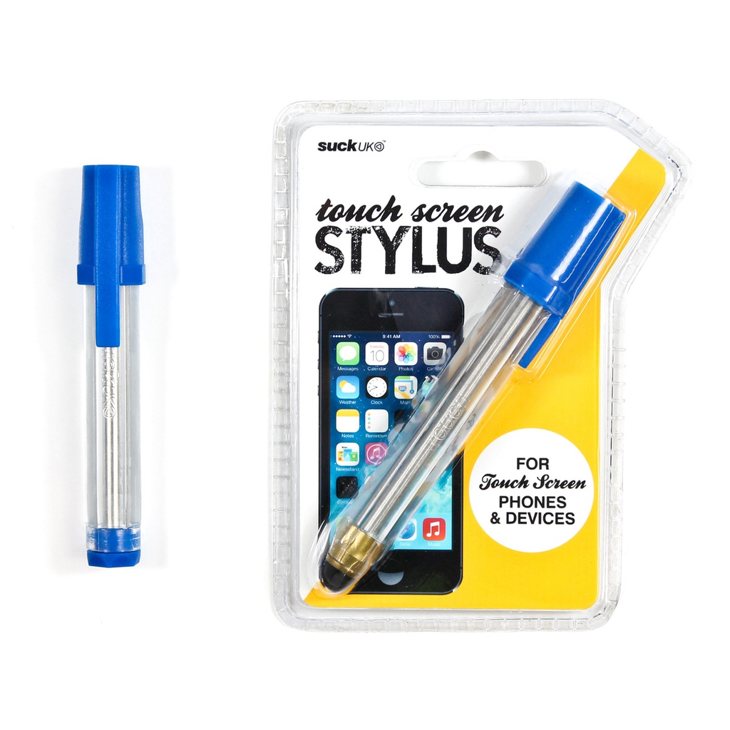 Touch Screen Stylus Pen: Blue