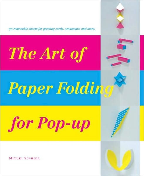 Art of Paper Folding for Pop-Up