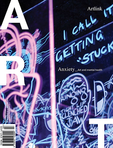 ArtLink Issue 37:3 Anxiety, Art & Mental Health