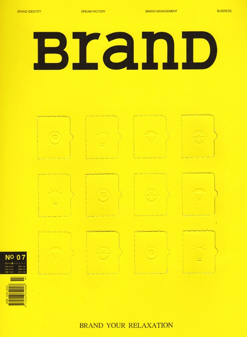 BranD Magazine #07 Brand Your Relaxation