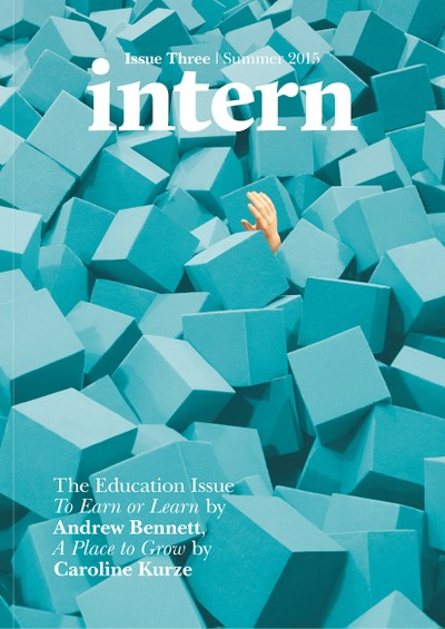 Intern Magazine Issue #3