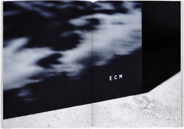 B: Brand Documentary Magazine #30 ECM