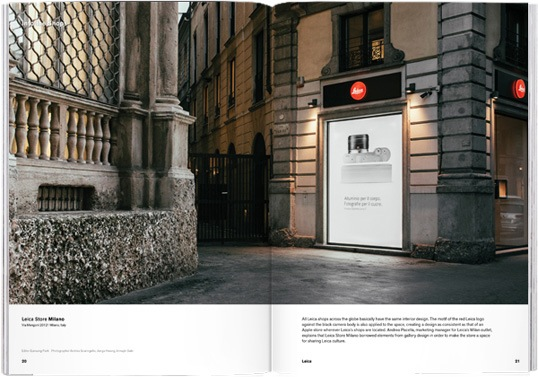 B: Brand Documentary Magazine #34 Leica