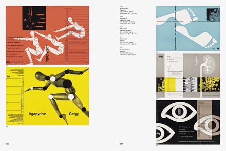 Corporate Diversity: Swiss Graphic Design & Advertising by Geigy