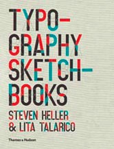 Typography Sketchbooks (Softcover)
