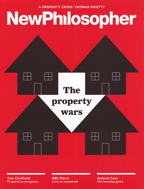 New Philosopher #9: The Property Wars