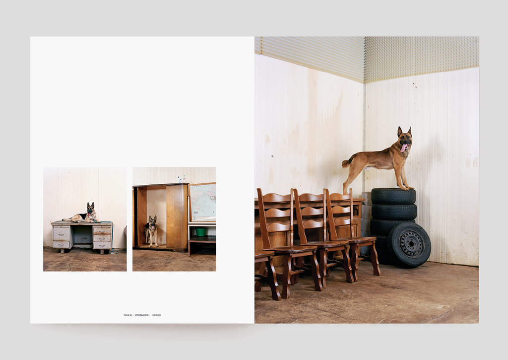Four&Sons Issue #04 — Autumn 2015