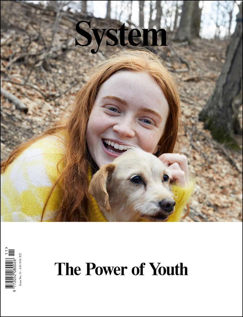 System Magazine Issue #11 (Cover 1)