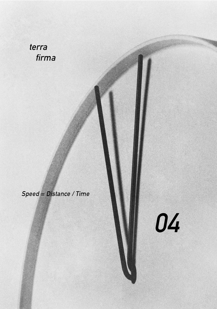 Terra Firma Magazine Issue 04 Black & White Edition