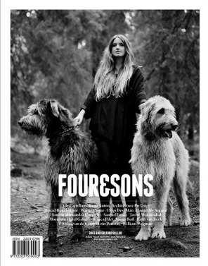 Four&Sons Issue #4: Dogs and Culture Collide